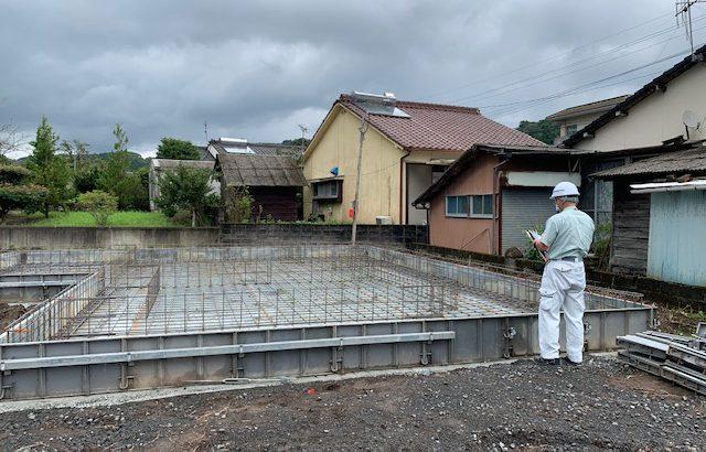姶良市にて注文住宅(規格住宅)UNroutine works 5LDK 建築開始