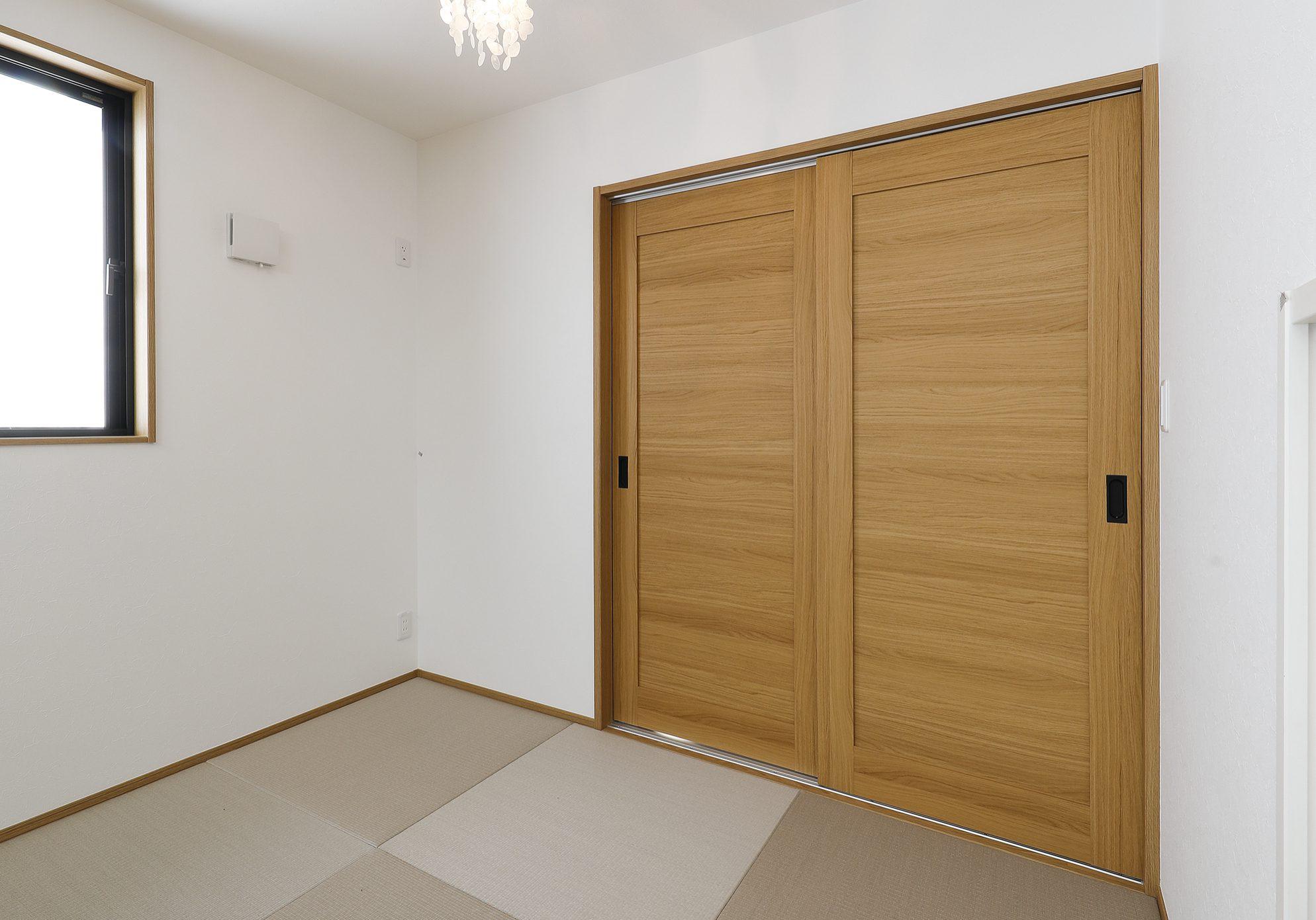 ジブンハウス810アリビオファムエディション:和室
