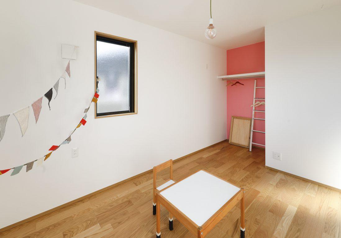ジブンハウス810アリビオファムエディション:子ども部屋